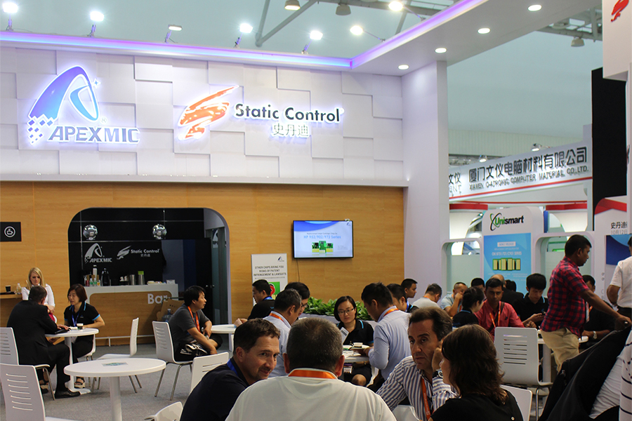 Apex and Static Control successfully joined together in the RemaxWorld Expo 2017