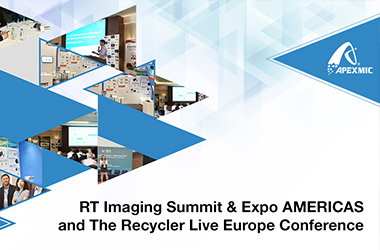 """RT Imaging Summit & Expo—Americas"" & ""The Recycler Live Europe Conference"""