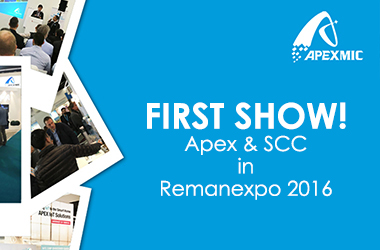 Apex Microelectronics and Static Control Components attended RemanExpo 2016