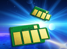 Replacement Chips for Samsung MLT-758/CLT-858 Series