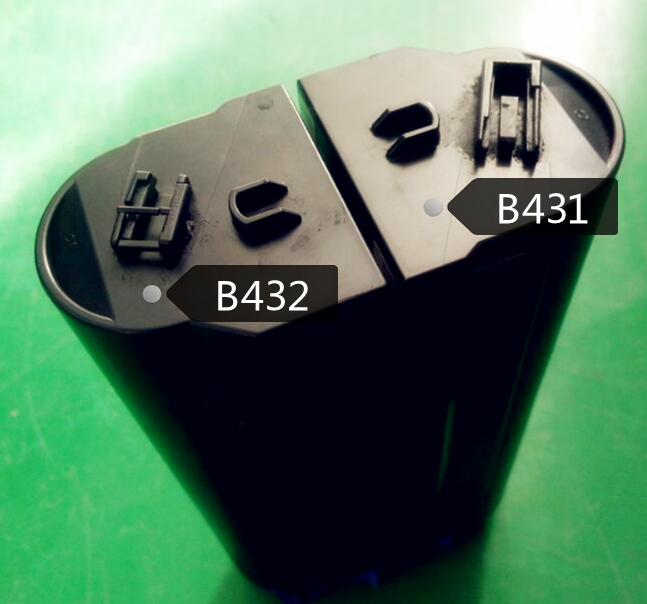 Replacement Chips for OKI B432 Series