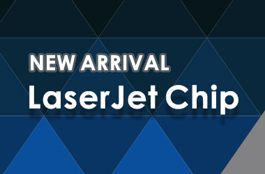 Laserjet Chip New Arrivals (September, 2018)